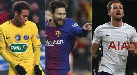 Vượt Messi, Neymar thành cầu thủ giá trị nhất thế giới