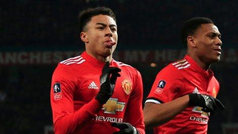 Bốc thăm vòng 4 FA Cup: M.U vẫn diễn vai số đỏ
