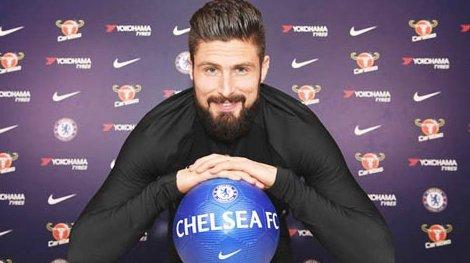 Giroud, siêu dự bị đã sẵn sàng