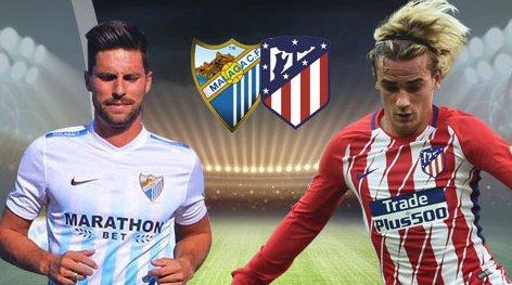 Báo 388 đưa tin: 10/02 22:15 Malaga vs Atl. Madrid: Chênh lệch sức mạnh