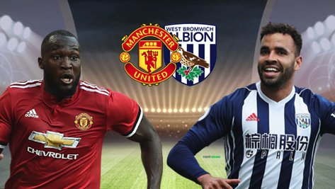 Man United vs West Brom