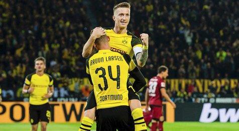 02/03 02:30 Augsburg vs Dortmund: Có Reus sẽ thắng