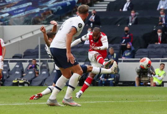Tottenham 2-1 Arsenal