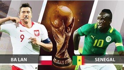 Web 388: 19/06 22:00 Ba Lan vs Senegal: Đại bàng đấu Sư tử