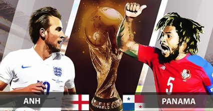 24/06 19:00 Anh vs Panama: Sư tử gầm vang