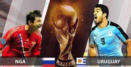 Báo 388 đưa tin: 25/06 21:00 Nga vs Uruguay: Dứt đà hưng phấn của Nga