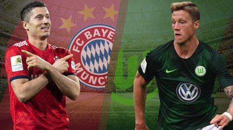 Bayern München Wolfsburg 2021
