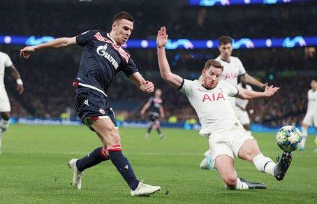 Chuyên gia bong99 dự đoán Tip bóng đá 07/11 03:00 Crvena Zvezda vs Tottenham: 'Gà' sợ xa nhà