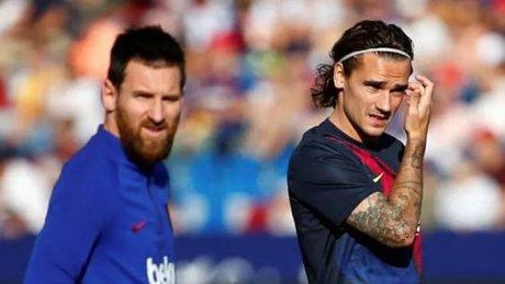 Chuyên gia bong99 dự đoán Valverde có cách kết nối Messi và Griezmann