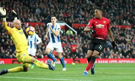 Báo 388 đưa tin: Tip bóng đá 10/11 21:00 Man Utd vs Brighton: Vượt qua gian khó