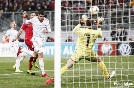www.kenhraovat.com: HLV 388: Tip bóng đá 16/11 02:45 Tây Ban Nha vs Malta