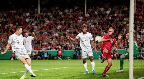 Tip bóng đá 23/11 21:30 Duesseldorf vs Bayern Munich: Mồi ngon cho Hùm