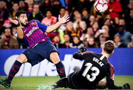 Nhật ký 388: Tip bóng đá 02/12 03:00 Atl. Madrid vs Barcelona: Chờ Barca thị uy